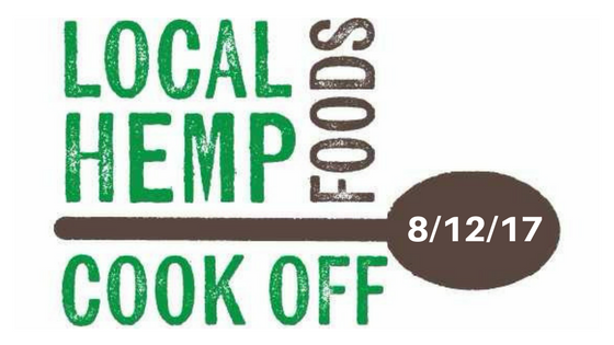 Local Hemp Foods Cook-Off at CRAVE LEXINGTON
